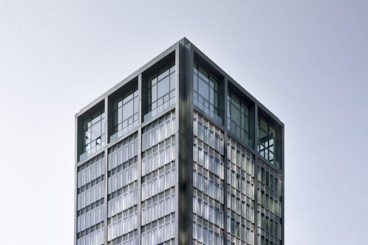 转型的塔楼