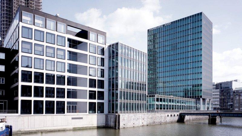 Headquarters Hamburg Süd