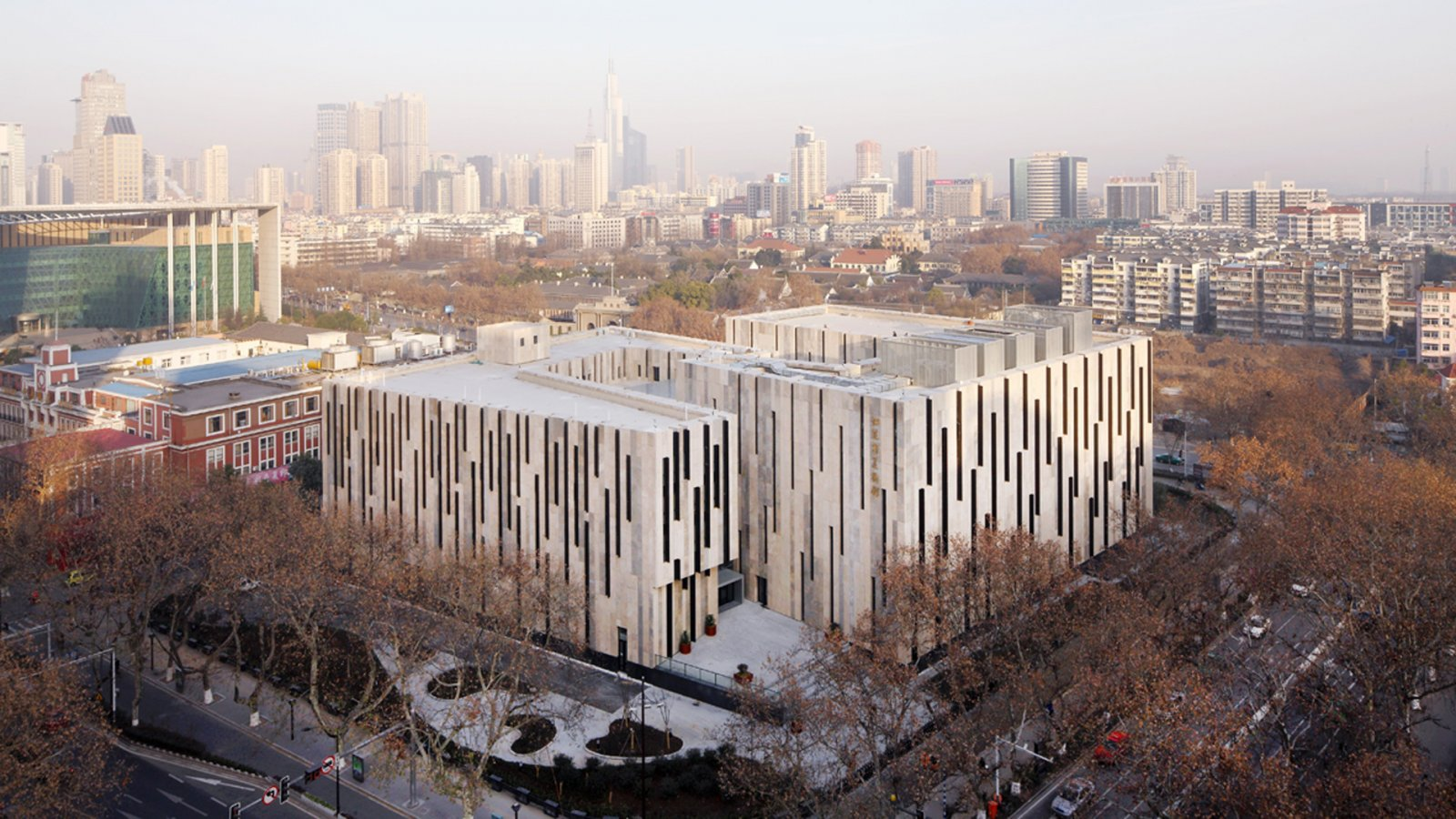 Jiangsu Provincal Art Museum