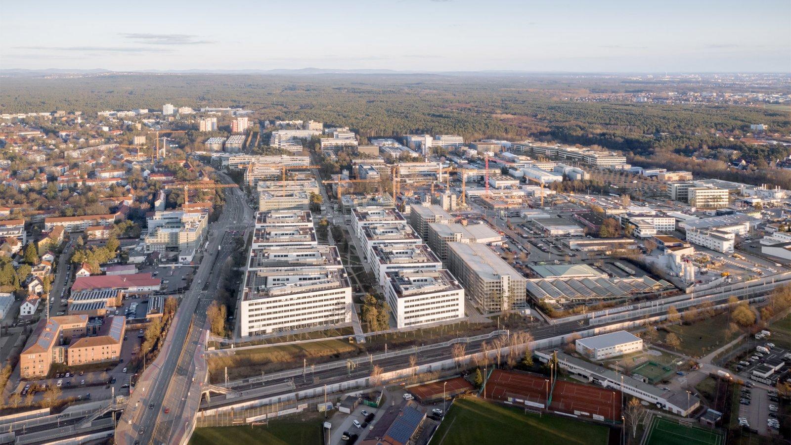 Siemens Campus